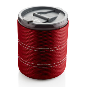 GSI Infinity Backpacker Mug Borraccia rosso